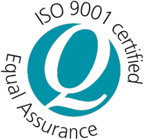 ISO 9001 Certified Equal Assurance